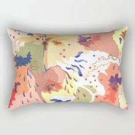 paisaje Rectangular Pillow