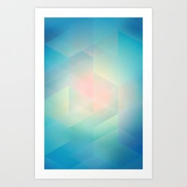 Soft Light Art Print