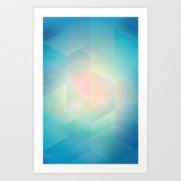 Soft Light Art Print