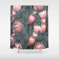 Proteas party Shower Curtain