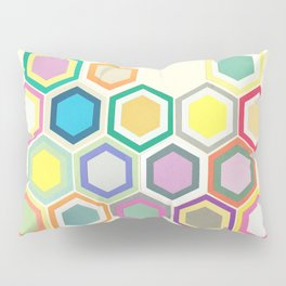Honeycomb Layers II Pillow Sham