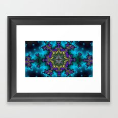 Fractal Abstract 65 Framed Art Print