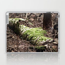 If a tree falls in the forest... Laptop & iPad Skin