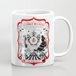 The Night Circus - light Coffee Mug