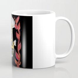Curious Figure Eight Puffer Coffee Mug