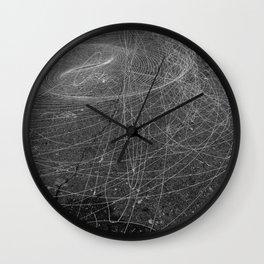 A Wave of Mutilation Wall Clock