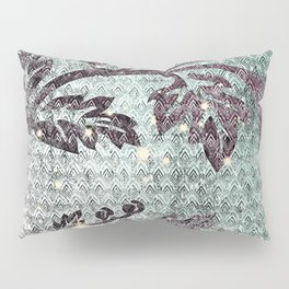 Party theme [Winter Year] Pillow Sham