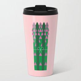 Vegetable: Asparagus Travel Mug