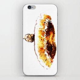 Shiitake Mushroom iPhone Skin