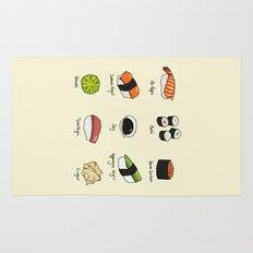 Sushi Days Rug