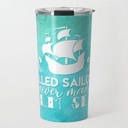 Skilled Sailors Travel Mug