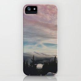 Northwest Sky iPhone Case