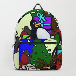 Santas Grotto Backpack
