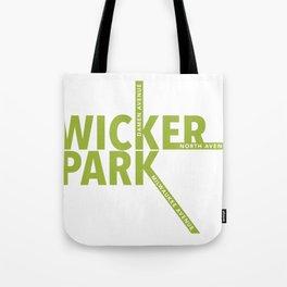 Wicker Park Tote Bag