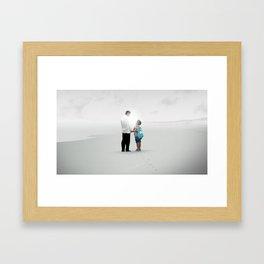Kikujiro simple Framed Art Print