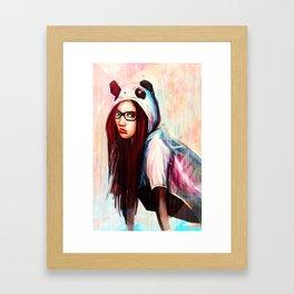 Bamboo 4 Chu! Framed Art Print