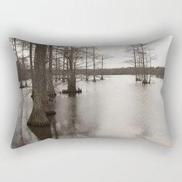 Cypress of the swamp Rectangular Pillow