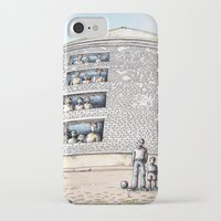 nursery iPhone & iPod Cases featuring Nursery by Michael Zobak
