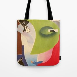 Chasoffart-In the name of life Tote Bag