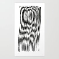 birch Art Prints featuring Birch by ilyya
