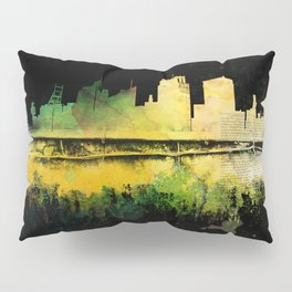 Prison City Pillow Sham