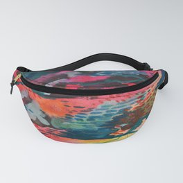 Tickled Pink Fanny Pack