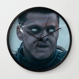 Ivar the GOD Wall Clock