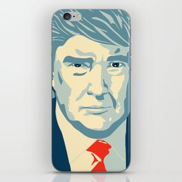 We the People Stand with Trump iPhone Skin