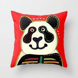 SERGE-PICHII-PANDEMIA_0003 Throw Pillow