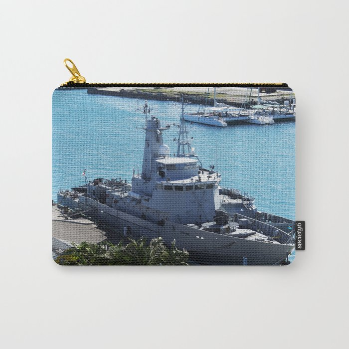 Bahamas Cruise Series 111 Carry-All Pouch