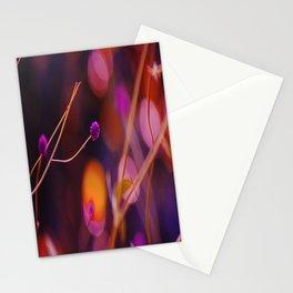 Retro Nature Art Stationery Cards