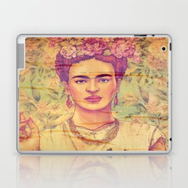 daft punk & frida Laptop & iPad Skin