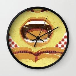 Just a Byte Wall Clock