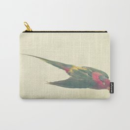 Bird Study #4 Carry-All Pouch