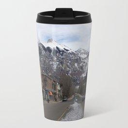 Downtown Telluride, Colorado Travel Mug