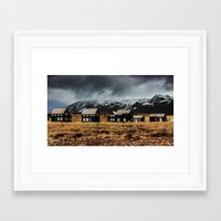 iceland Framed Art Prints featuring Iceland by EclipseLio