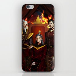 Fire Lords iPhone Skin