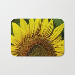 Sunflower Rise Bath Mat