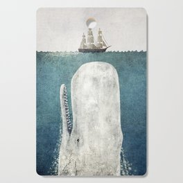 The Whale - vintage Cutting Board