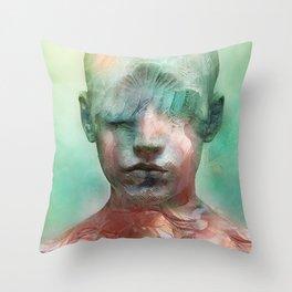 Le temps d'un songe Throw Pillow