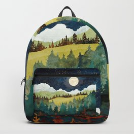 Autumn Moon Backpack