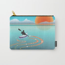 Exploring Crystal Cove Carry-All Pouch