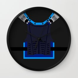 I Am Nightbird Wall Clock