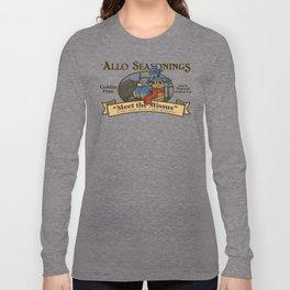 Meet the Missus Tea Long Sleeve T-shirt
