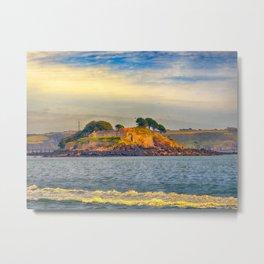 Drakes Island Metal Print