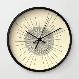 Protozoa Wall Clock
