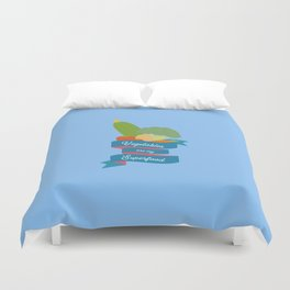 Vegetables Superfood T-Shirt for all Ages D4oth Duvet Cover