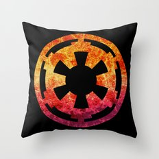 Star Wars Imperial Explosion Throw Pillow