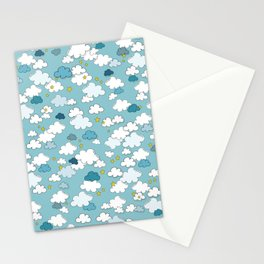 Lotte Magic Clouds Stationery Cards
