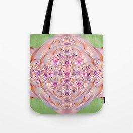 Flower Manifold Tote Bag